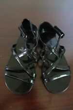 Old Navy Black Jelly shoes Children's Size 9