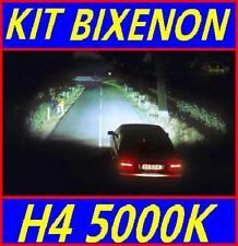KIT SET FARI BIXENON CENTRALINE SLIM LAMPADE H4 5000K BI XENON HID+ LED W5W T10