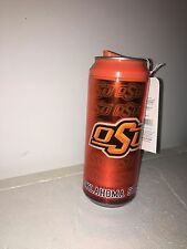 Cool Gear Oklahoma State University Double wall drink cooler twist off NEW