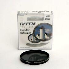 Tiffen 58mm Circular Polariser - NEW