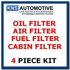 Fiat Bravo 1.9 MJTD Diesel (07>) Oil,Air,Fuel & Pollen Filter Service Kit