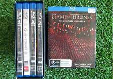 Game of Thrones Complete Seasons 1 - 4 - Box Set - Blue Ray