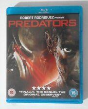 Predators BLU RAY Sci-Fi Film