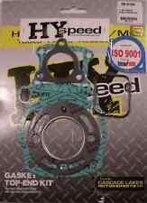 HYspeed Top End Head Gasket Kit Set Honda CR80R 1986-1991