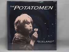 """Potatomen """"Iceland"""" Sealed Lookout Records/Green Day Punk"""