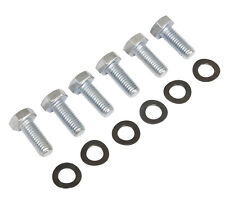 HD Clutch Bolt Set w/ Washers, 6 Pair, Compatible with VW Dune Buggy, Baja Bug
