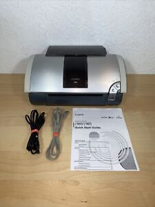 Canon i960 Photo Printer With New Inks And Manual