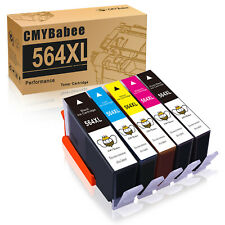 5 564XL Ink Cartridge for HP Officejet 4620 4622 Photosmart 5510 6520 7520 7525
