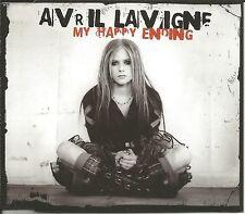 AVRIL LAVIGNE My Happy Ending 2 ACOUSTIC & LIVE Europe CD Single SEALD USA Seler