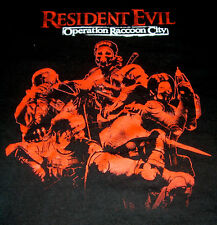 Resident Evil Operation Raccoon City T-Shirt~Black~Size 2X~100%COTTON