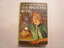 Judy Bolton #2 The Haunted Attic, Margaret Sutton, Picture Cover
