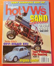 DUNE BUGGIES AND HOT VWs MAGAZINE OCT/1995...SAND SPECIAL; OREGON DUNES