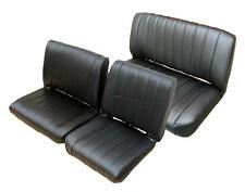 Willys Jeepster Commando Seat Upholstery1967-1973 for Front Split Bench and Rear