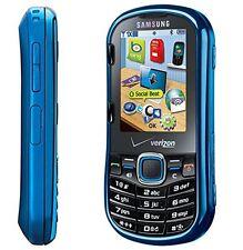 Samsung SCH U460 Intensity II - Blue (Verizon) Cellular Phone
