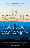 The Casual Vacancy, Rowling, J.K., UsedVeryGood, Paperback