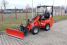 TOYO Agro 522B  Hoflader Radlader  mit Kubota Motor  Winterdienst  Schneeschild