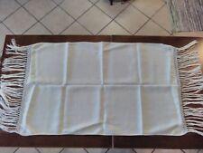 asciugamano nuovo in fiandra di lino lavorazione al tombolo vintage # 1 #