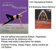 Fundamentals of Anatomy & Physiology by Frederic Martini (Global Ed.)