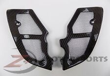 2008-2015 CB1000R Front Air Intake Ram Grille Cover Panel Cowl 100% Carbon Fiber