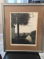 Robert Kipniss Lithograph Falling Light. Pencil Signed With Book. Open To Offers