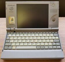 Vintage Toshiba Libretto 50CT Mini Laptop with Docking Station See Description