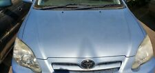 Toyota Corolla 2004-09 Light Blue Metallic Bonnet 8S1 Breaking Car