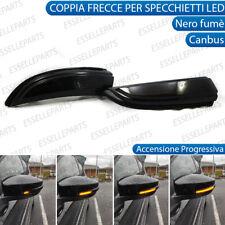 COPPIA FRECCE LATERALI PROGRESSIVE A LED PER FORD FIESTA MK6 CANBUS DINAMICHE