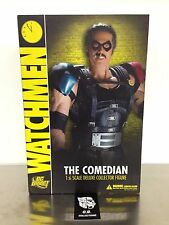 DC Direct Watchmen The Comedian 1/6 Scale Collector Figure 100% Complete