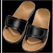 Maseur Gentle Massage Sandal - Black: Men's Size 7