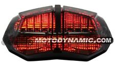 2010 2011 2012-2015 Ducati Streetfighter SEQUENTIAL Signal LED Tail Light SMOKE