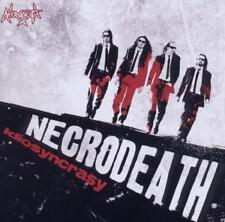 NECRODEATH - Idiosyncrasy - CD - 164967