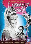 I Dream of Jeannie First Season (2006 new dvd 4-Disc Set black & white version)