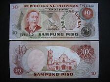 PHILIPPINES  10 Piso 1978  (P161b)  UNC