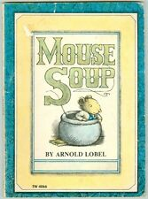 Mouse Soup by Arnold Lobel 1977 Paperback