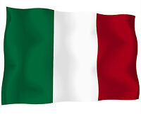 sticker stickers decal vinyl decals national flag car ITALY ITALIA  Emblem