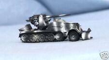 Wespe 72024 1/72 Resin WWII German SdKfz 8DB 9/FLAK 88 Armoured Half Track