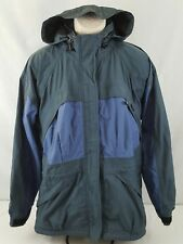 REI Elements Windbreaker Large Unisex Lightweight Jacket Hooded Winter Rain L