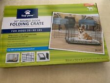 Top Paw: Medium Size Dog Crate