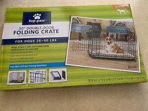 Top Paw: Medium Size Dog Crate