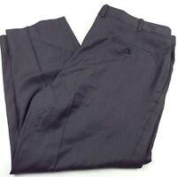 Peter Millar Wool Flat Front Trouser Suit Separate Pants Men's Size 40 Gray