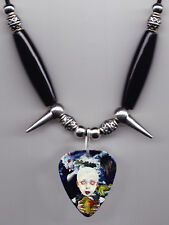 Korn See You on the Other Side Guitar Pick Necklace