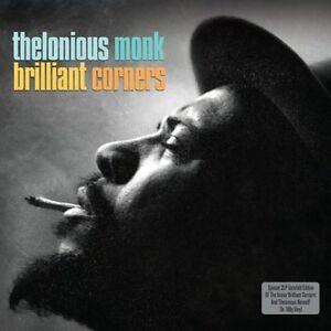 THELONIOUS MONK BRILLIANT CORNERS - 2 LP GATEFOLD SET - VINYL