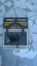 Airflo Poly Leader'S 10 FT (ca. 3.05 m) Salmone immersione veloce