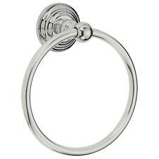 Designers Impressions 900 Series Polished Chrome Towel Ring [Ba904]