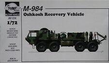 PLANET MODELS MV034 M974 Oshkosh Recovery Vehicle in 1:72
