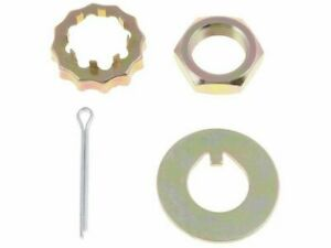 For 1980-1983 Lincoln Mark VI Spindle Lock Nut Kit Front Dorman 47266RP 1981