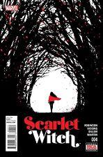 SCARLET WITCH #4 Marvel Comics VF/NM - Vault 35