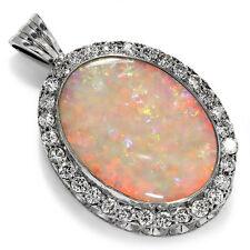 Anhänger mit Opal