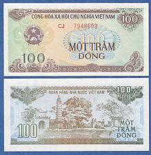 Vietnam 100 Dong P 105 b 1991 UNC Viet Nam. Low Shipping! Combine FREE!