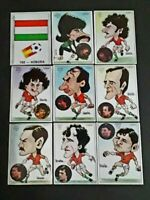 World Cup 82 stickers vignettes - HUNGARY